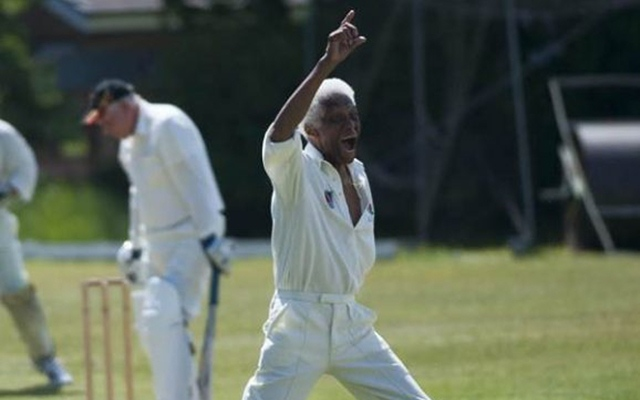 Cecil Wright Fast Bowler