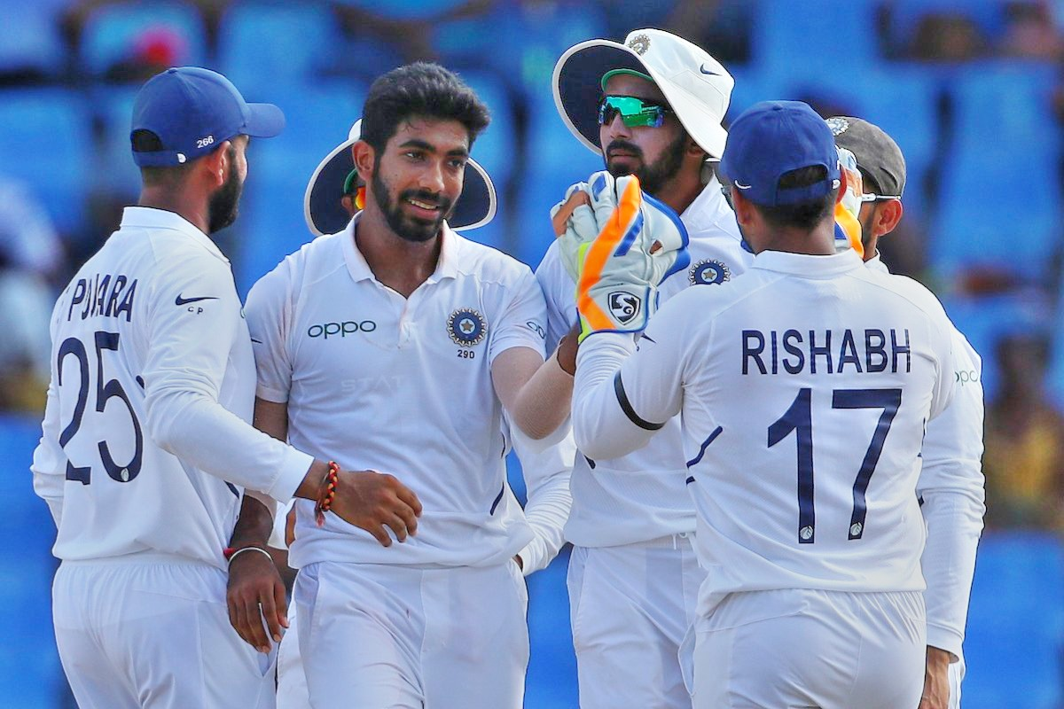 India Curently At Top On Test Cricket Table (Pic - BCCI)