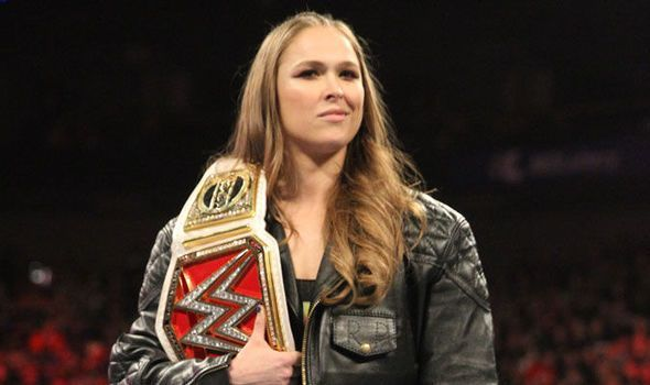 Ronda Rousey (Pic - WWE)