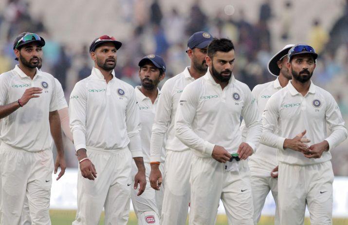 Team India Attack (Pic - AP)