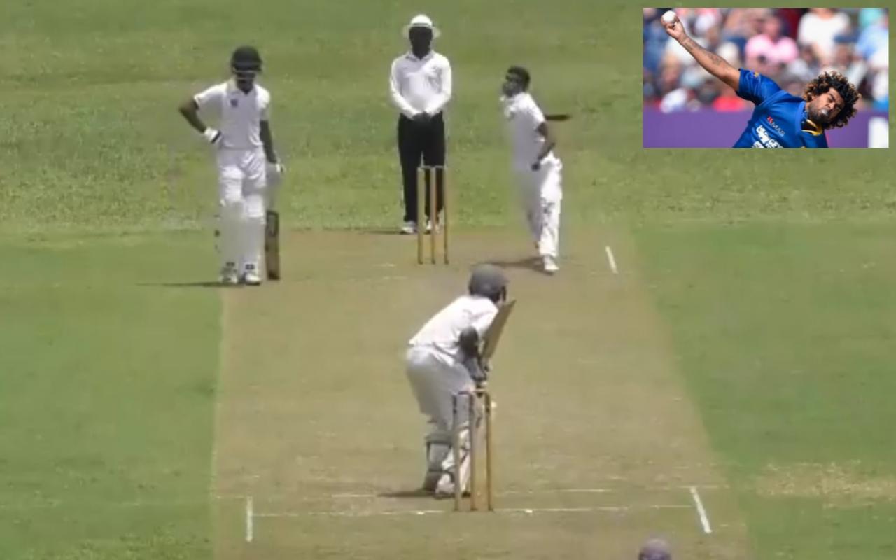 WATCH- 17-Years-Old Malinga Is On The Way To Sri Lanka Team