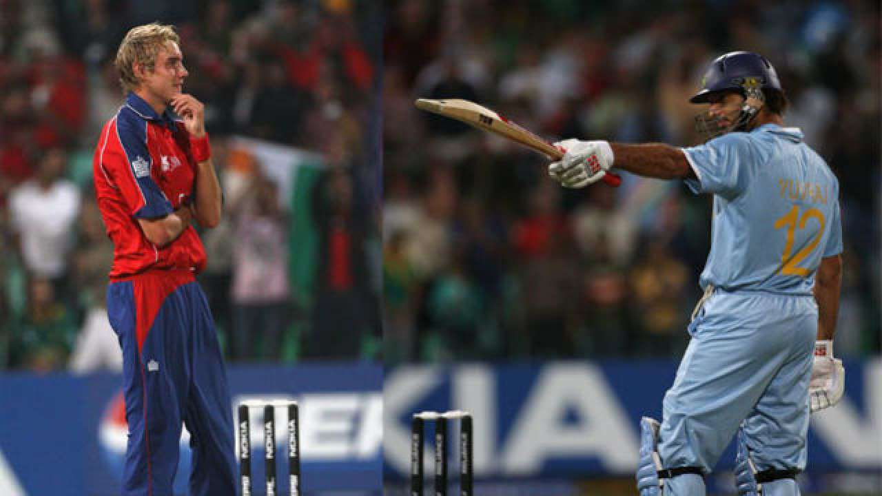 Yuvraj Singh Demonstrated The Actual Story Behind Six Sixes