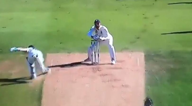 WATCH- Jonny Bairstow Fakes Steve Smith In a Hilarious Way at Oval