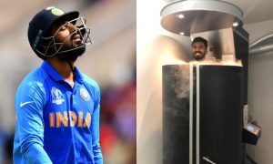 KL Rahul Trolled Hilariously Trolled For Posting A Chilling Photo