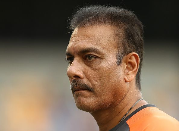 India Head Coach Ravi Shastri's Post In Danger, CAC Receive Notice