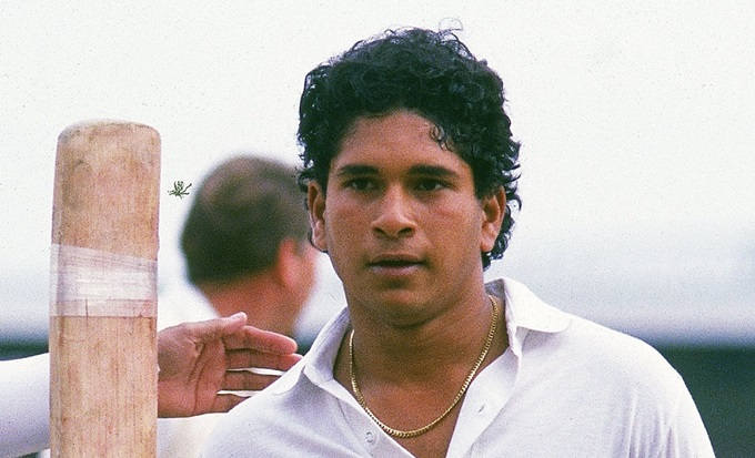 Sachin had made his debut for India in 1989 against Pakistan. But did you know that his first appearance in International cricket was for Pakistan?