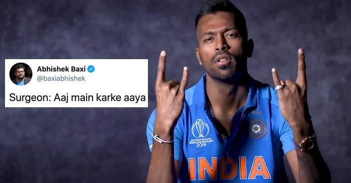 Hardik Pandya Destroys A Fan Who Tries To Tease Him