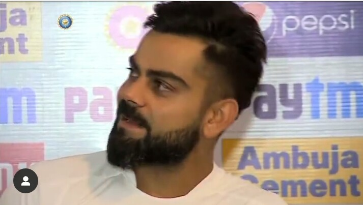 WATCH- Virat Kohli Hilariously Mocks Journalists Ahead Of Test Series