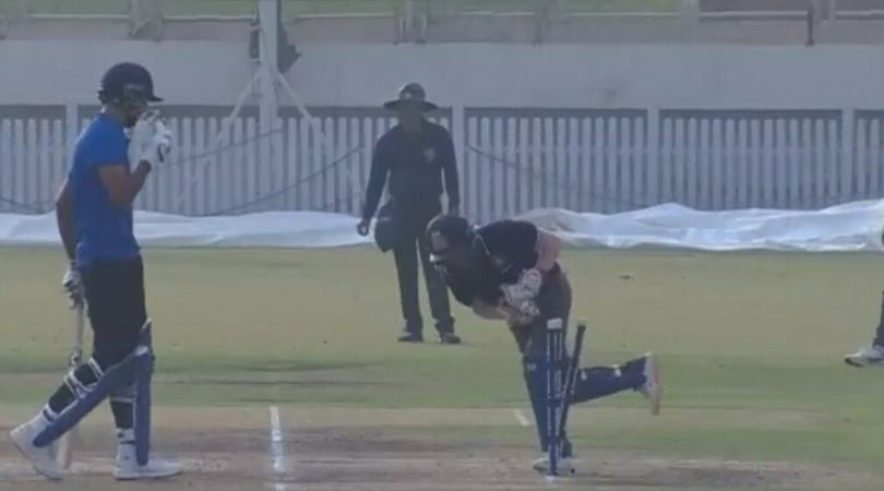 WATCH- Jaydev Unadkat Forgets To Get Back To The Crease, Gets Out