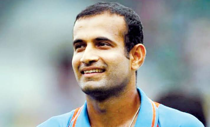 Actor Irfan Pathan
