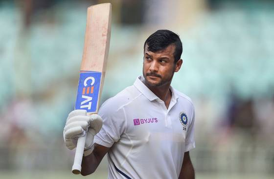 Mayank Agarwal's Hilarious Reply When Asked How He Relax At Hotel