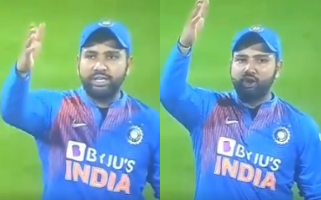 India vs Bangladesh: Rohit Sharma Abuses After Third Umpire Mistake
