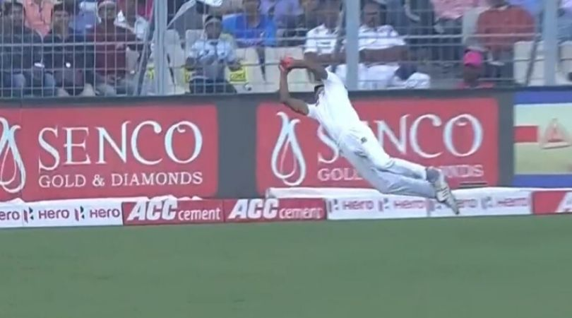 Virat Kohli Dismissal vs Bangladesh, Taijul Islam Grabs Great Catch