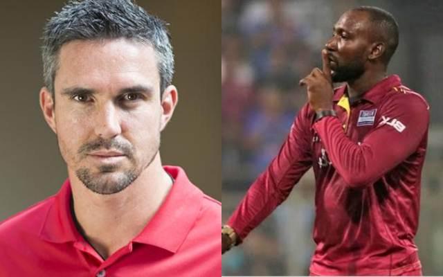 Kesrick Williams Responds To Kevin Pietersen's Harsh Words