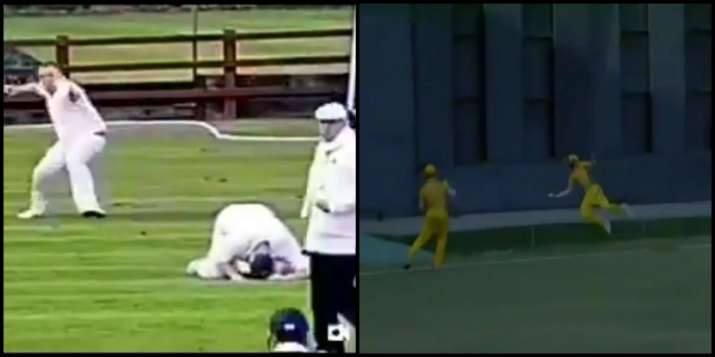 Funniest Moment & Best Catch of 2019 (Pic - Twitter)