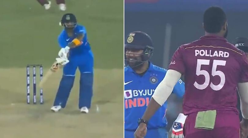 WATCH- KL Rahul Pulls Out Ball, Umpire Signals It Controversial Dead-Ball