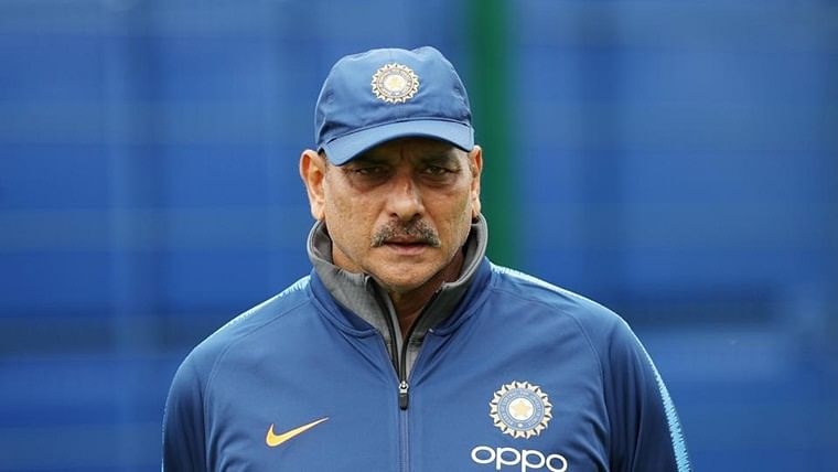 Team Head Coach Ravi Shastri Hints To Try Out New Keeper In T20Is