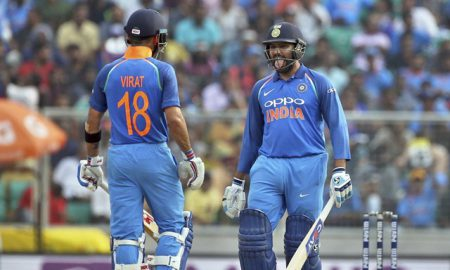 Five Major Records That Rohit Sharma Made But Virat Couldn't