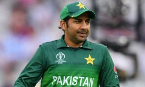 Sarfaraz Ahmed Obsessed With Fair Skin, Called Himself 'Gaura' In A Bizarre Video:During the tour of South Africa 2019, former Pakistan skipper Sarfaraz Ahmed had landed in a huge controversy for his racial comment on South African player Andile Phehlukwayo.