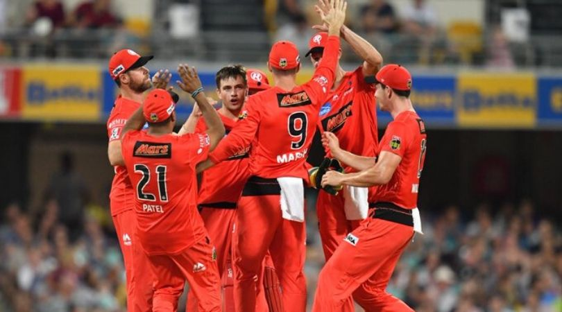 Brisbane Heat Terrible Batting Collapse, Lost 10 Wickets For 36 Runs In BBL 2019-20: Big Bash League (2019-20) is currently at its final stage of the first round matches.