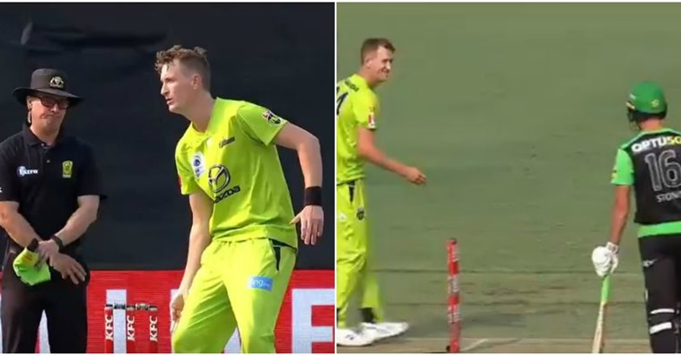 Chris Morris' Hilarious Attempt To Mankad Marcus Stoinis: Since IPL 2019, whenever a cricket fan has heard the word 'Mankad', the first thing comes to the mind is Ravichandran Ashwin's name.