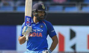 Rohit Sharma Gives Injury Scare Ahead Of India vs Australia Series 2020