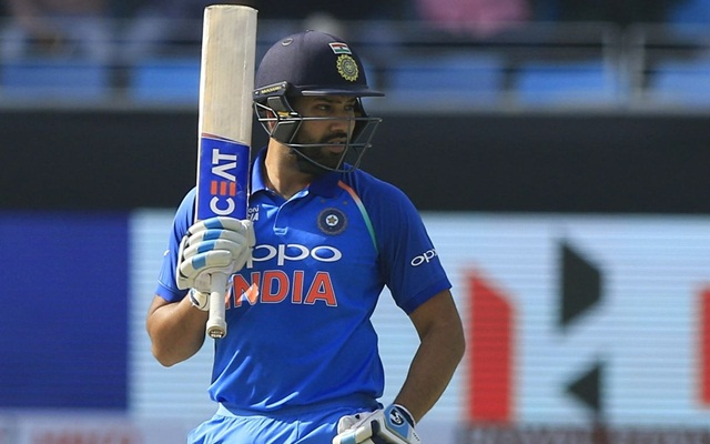 Rohit Sharma Gives Injury Scare Ahead Of India vs Australia Series 2020