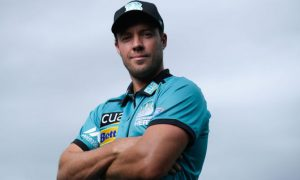 AB de Villiers Opens Up His Account With A Cracking Shot in BBL 2019-20)