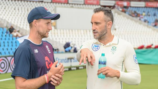 On Sunday, in the ongoing fourth match of South Africa vs England Test series 2020, South African fielder Faf Du Plessis took a stunner to dismiss English player Joe Root at Johannesburg.
