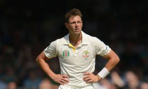Australia vs New Zealand: James Pattinson dismisses in an unusual way, deflects the ball towards stumps