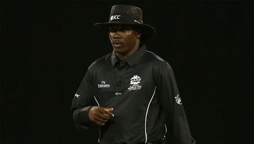 India vs New Zealand: Umpire Langton Rusere Made Bizarre Decision In The First ODI At Hamilton