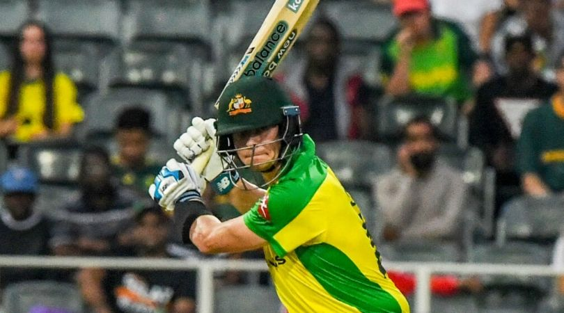 Steve Smith Hits Dale Steyn's Dead Ball For A Boundary; Crowd Booed