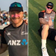 New Zealand players
