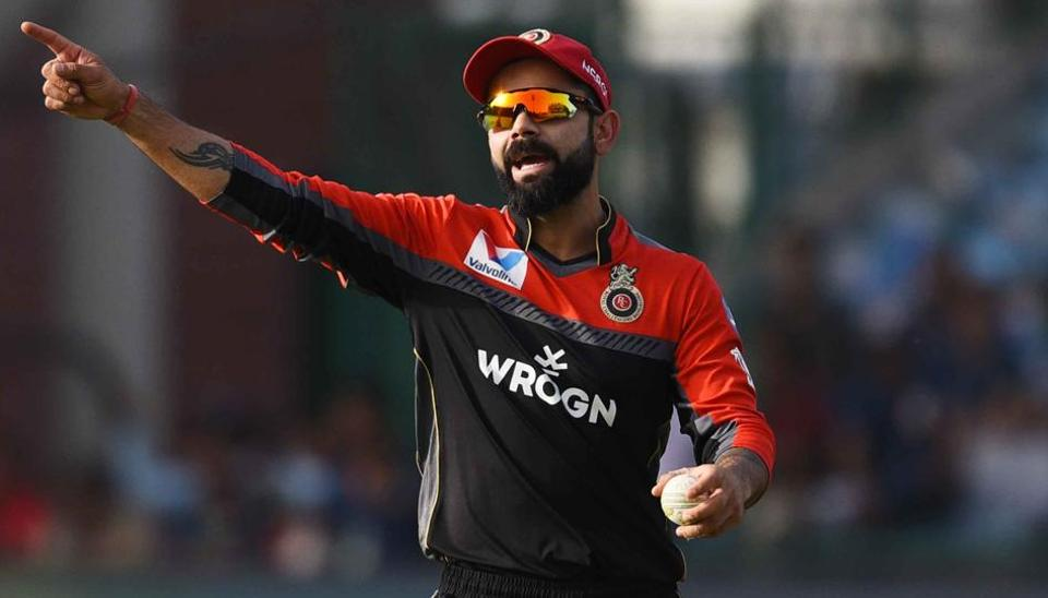 not only fans didn't know anything about this but also the RCB Players including skipper Virat Kohli have no idea about this