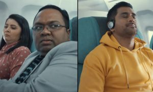 Star Sports came up with a new ad featuring Chennai Super Kings' skipper MS Dhoni. In which dhoni is seen avoiding the gossip of the fans. WATCH VIDEO
