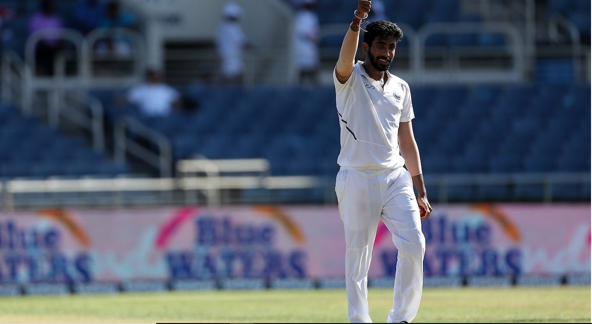 Jasprit Bumrah Dislocate Tom Blundell's Off Stump With A Cracking Delivery