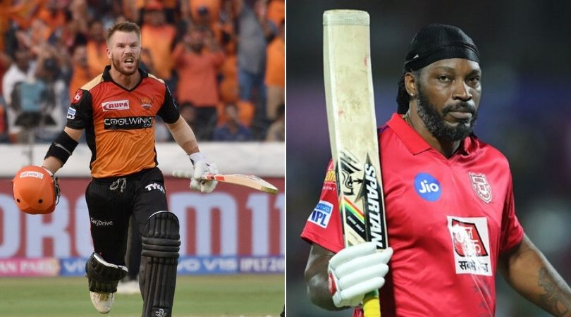 SRH Troll Kings XI Punjab Over The Comparison Between Chris Gayle And David Warner: The 13th edition of Indian Premier League has been already postponed till 15th