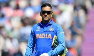 Dhoni contributions