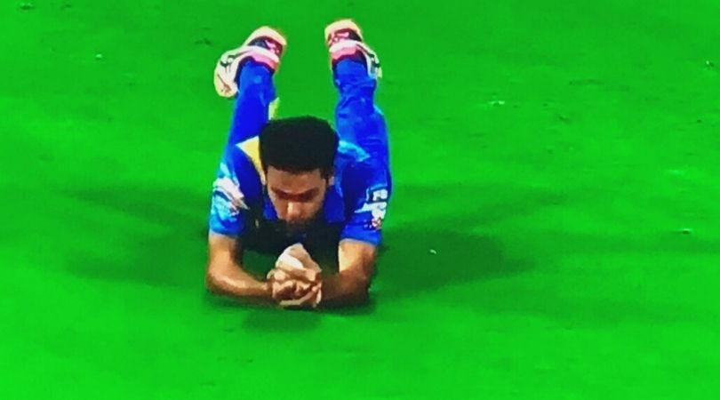 Mohammad Kaif took two stunning catches in the 3rd match of the ongoing Road Safety World Series 2020. Watch full videos here......