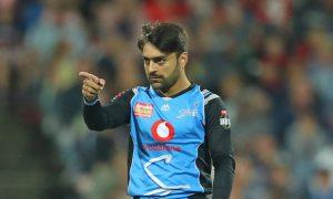 Rashid Khan batsmen