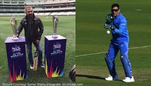 Suneil India team