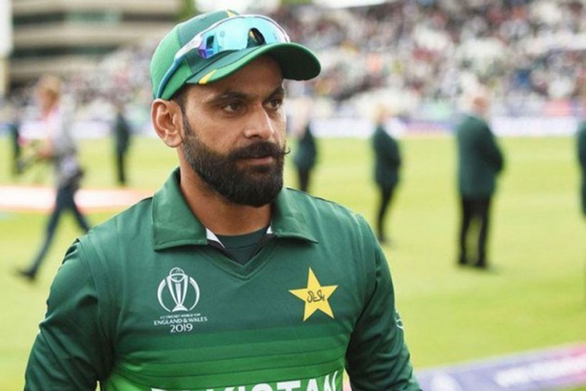 Mohammad Hafeez and his never- ending encounter with COVID-19