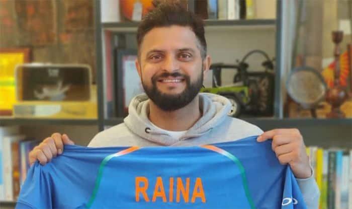 Suresh Raina (Pic - Twitter)