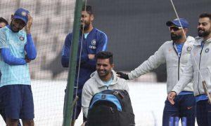 India UAE training