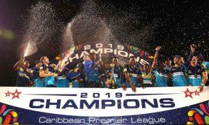 Caribbean premier league 2020 schedule