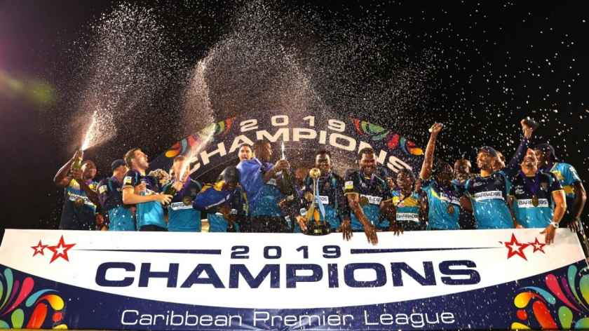 CPL 2020 Schedule Indian Time