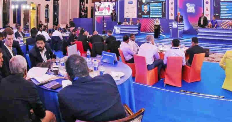 IPL 2021 auction
