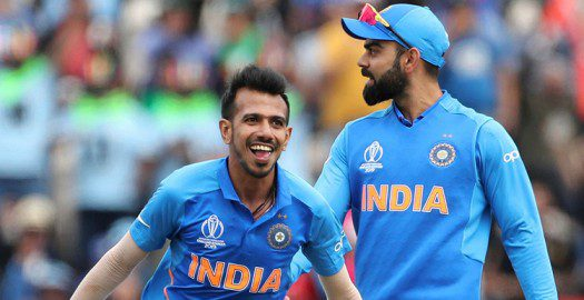 Yuzvendra Chahal and RCB