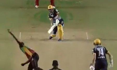 Rashid Khan CPL T20