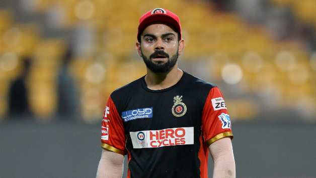 Kohli RCB flight